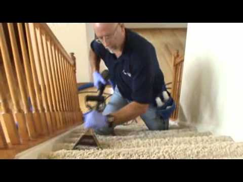 Acme Carpet Cleaning Denver - How To Clean Stairs