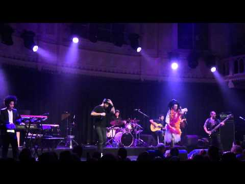 OJOS De BRUJO - LIVE @ PARADISO - AMSTERDAM -11.12.2011-PART 1.