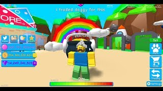 ROBLOX-BGS from doggy to secret pet! ep1