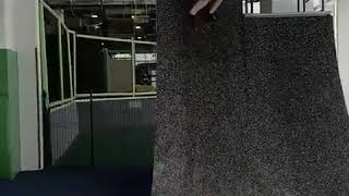 Indoor Challenging Parkour Equipment With Different Functions Inside Trampoline Park