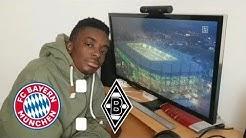 FC Bayern Vs Gladbach LIVEREACTION