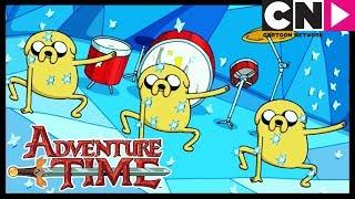 - Время приключений Комната ледяных клинков  Cartoon Network
