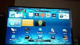 avoir youtube sur samsung smart tv