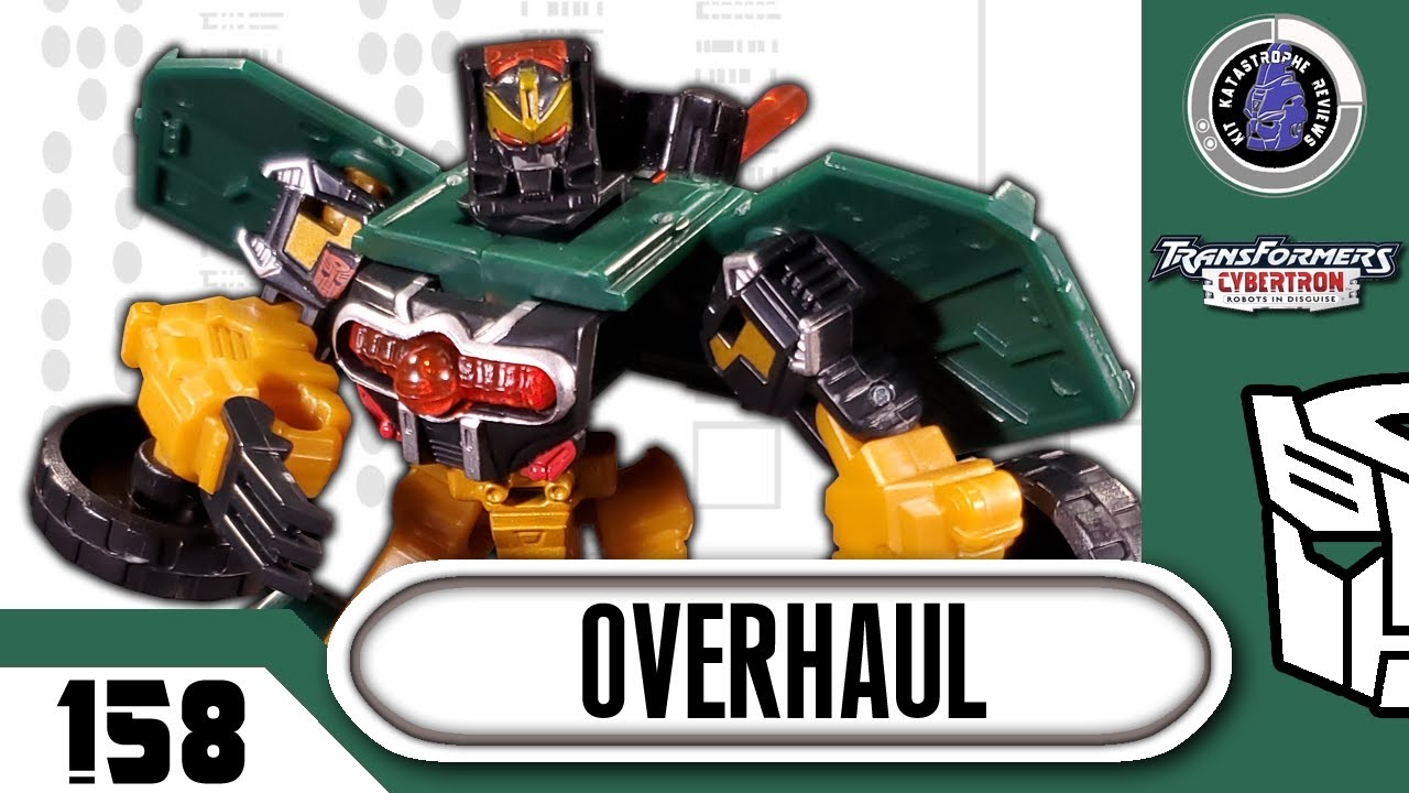 Transformers: Cybertron Overhaul by Kit Reviews #158