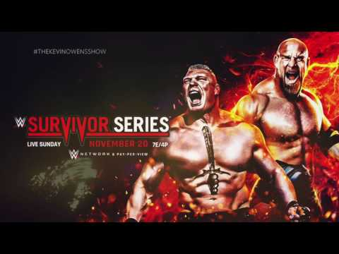 WWE Survivor Series 2016 Official Theme Song: