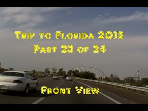 Trip to Florida 2012 | Front View | 23 of 24 | From Lincoln, MO to near Nebraska City in Iowa