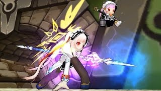 [Elsword KR] Transcendent Asura PvP gameplay Rank: SSS (28/JUL/2016)