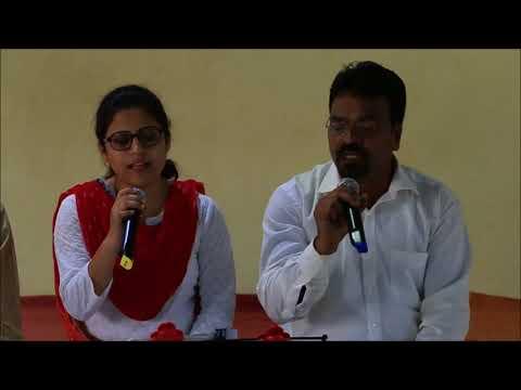 Adhyatmik Pahat   Giriz Church   Rhythm Vasaikar