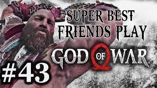Super Best Friends Play God of War (Part 43)