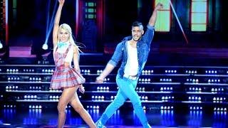 Candela Ruggeri la rompió bailando One Direction