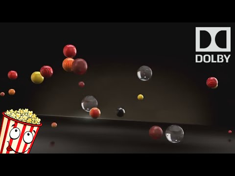 Dolby Digital True HD 7.1 - Spheres - Intro (HD 1080p)
