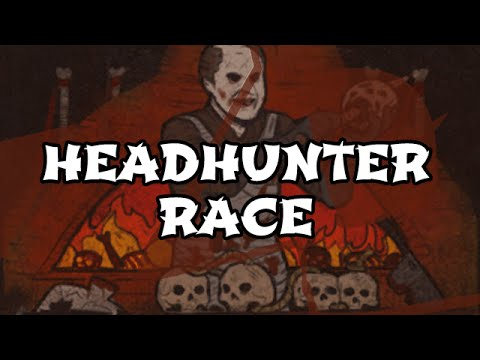 Path of Exile: HEADHUNTER Race Commentary (Ranger) - The Race You NEED to Play
