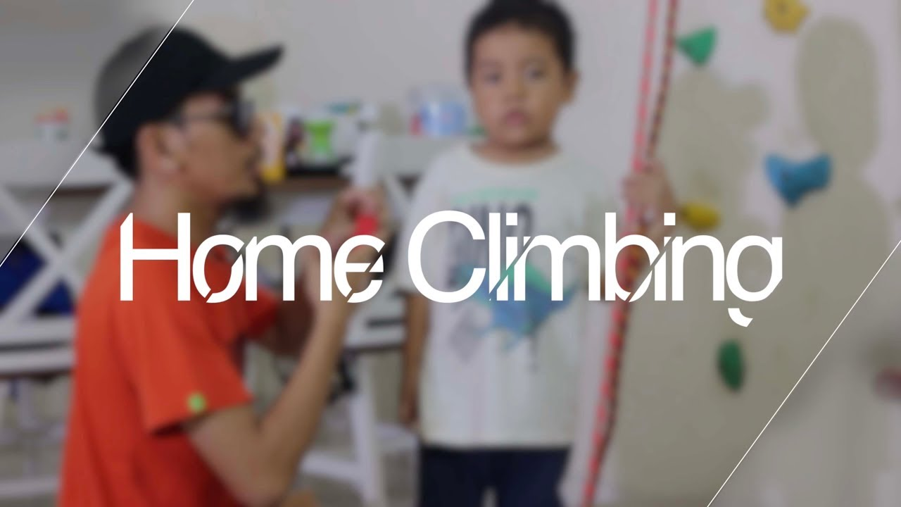 Panduan Instalasi Home Climbing Untuk Anak Youtube