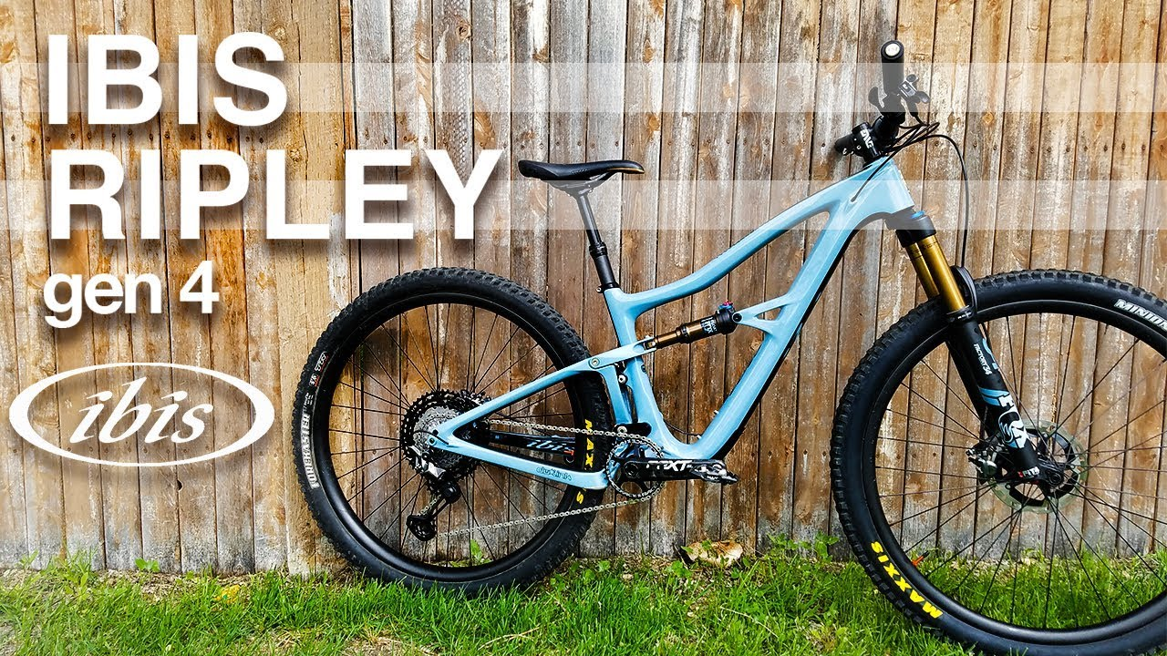 Ibis Ripley Gen 4 Test Ride And Review Youtube