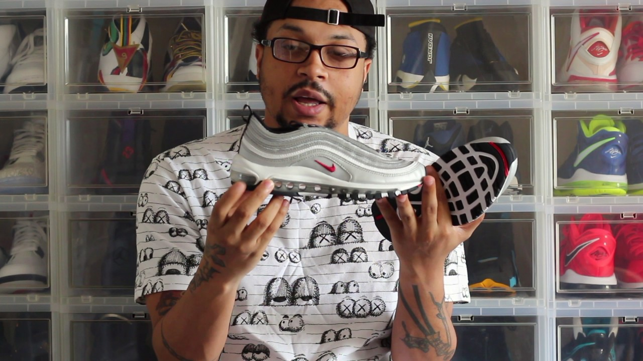 KTTP UNBOXING : NIKE AIR MAX 97 SILVER BULLET MAGISTA | AIR MAX DAY 2017