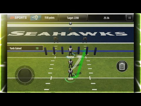 NEW MINI GAMES! MADDEN MOBILE 17 EARLY FOOTAGE!