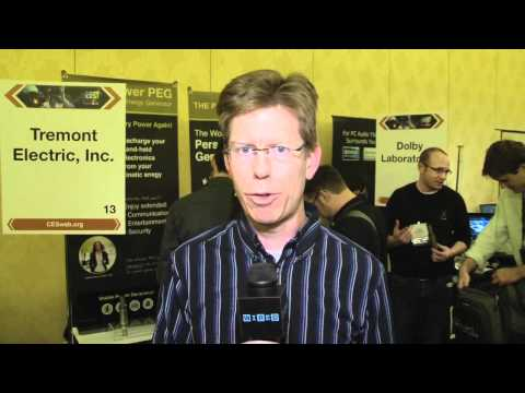 CES 2011: Personal Energy Generator