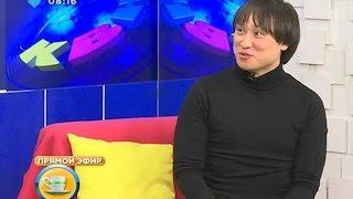 "Сангажди Тарбаев о ""Диалог с прокурором"", КВН и вокале"