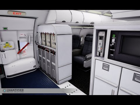 Cabin Crew Virtual Readiness- American Airlines Uses Virtual