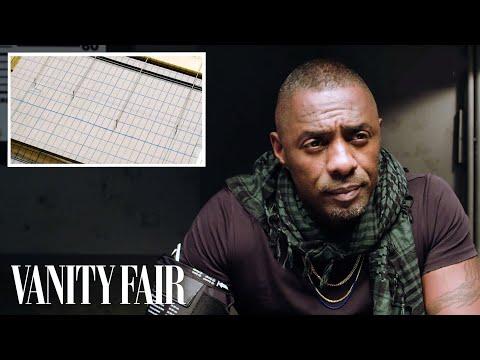 Idris Elba Takes