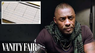Idris Elba Takes a Lie Detector Test | Vanity Fair