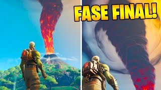 BUG to SEE THE FINAL OF the VOLTONING EVENT!! FORTNITE 😱🔥