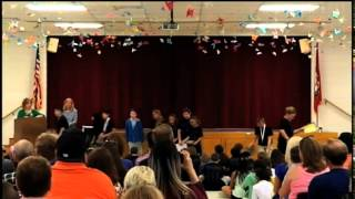 Walker Elementary School 5th Grade Graduation