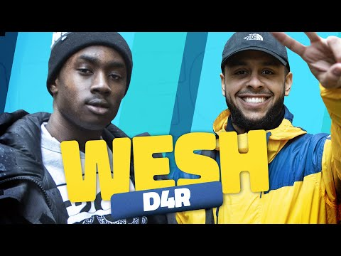 Youtube: WESH : D4R, le talent brut du 92 !
