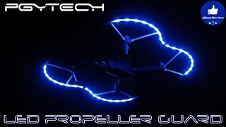 ✔ PGYTECH Led Propeller Guard - Сделай свой DJI Mavic Pro еще Ярче!
