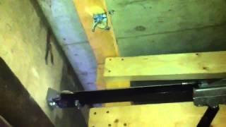 Garage Tire Storage