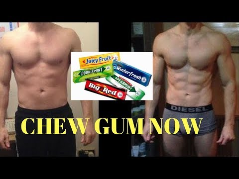 Experts Debate Can Gum Assist With Weight Reduction