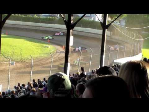 Bmod Heat 4 @ Upper Iowa Speedway 05/29/16