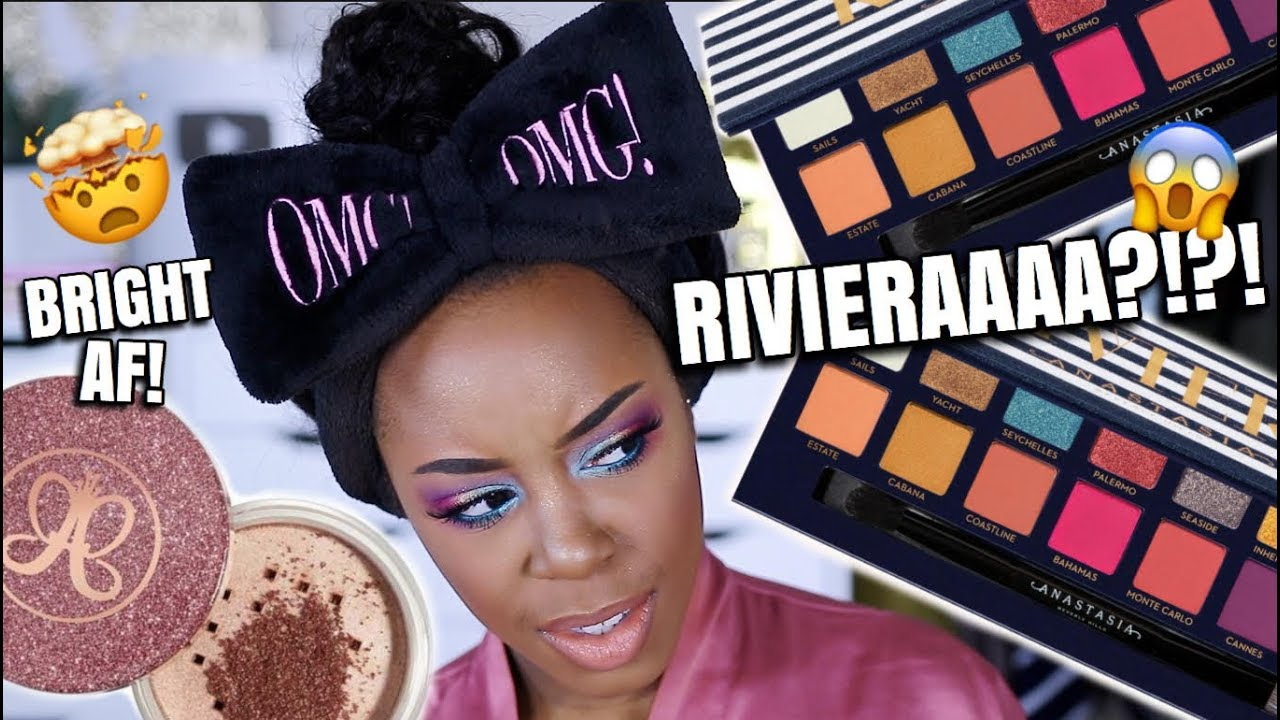 b09e4aaa764 NEW ABH RIVIERA SPRING MAKEUP TUTORIAL | FIRST IMPRESSION | Andrea Renee