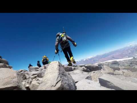 Summit of Aconcagua, 2017-01-05 | Go Pro Hero 5 Black