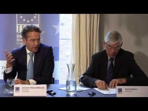 Jeroen Dijsselbloem - The Future of Eurozone Governance - Q&A