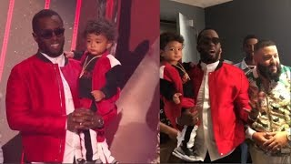 Asahd Khaled Loves Diddy + iHeartRadio Awards 2018