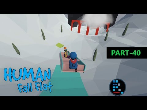 Human: Fall Flat | Funniest Game Ever Custom Map (PART-40)
