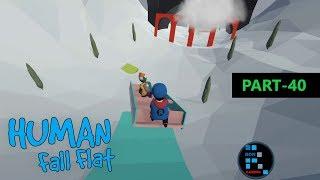 Human: Fall Flat | Funniest Game Ever Custom Map (PART-40)