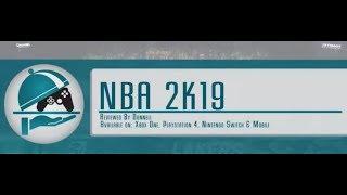 NBA 2K19 - MGC Review