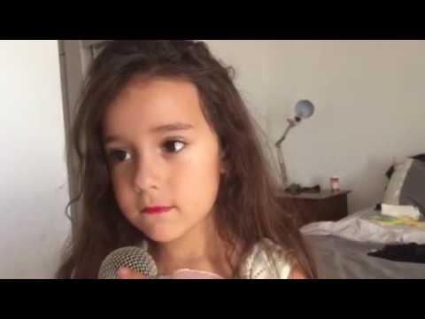 Ivanna singing satellite television channel