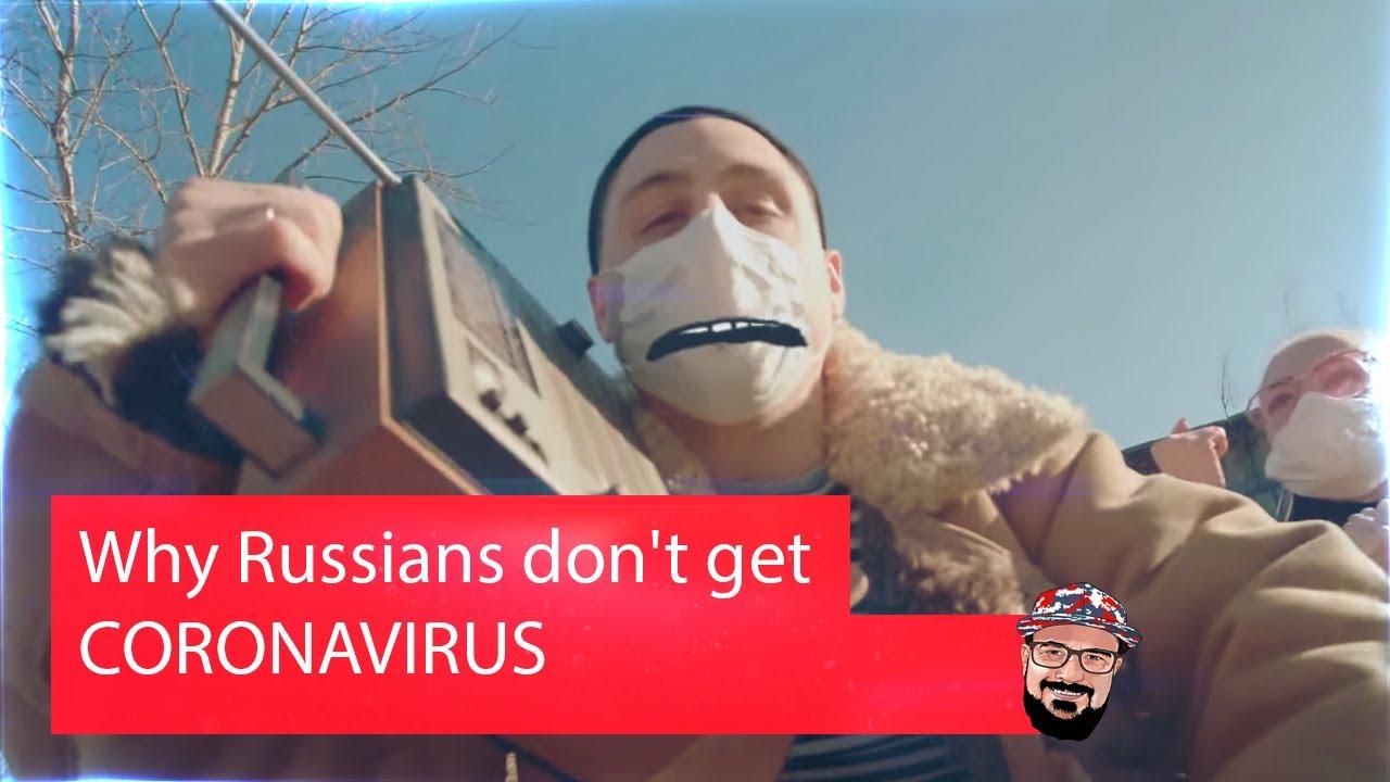 Download 🖖� Ино�транец реагирует на Why Russians don't get CORONAVIRUS! 100% TRUE