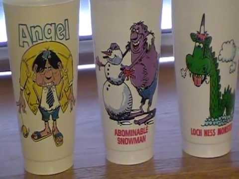 Tastee Freez, Krauszers, Arthur Treacher Monster Cups
