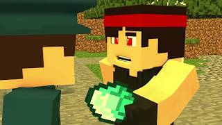Villager Life   Witch Life   Steve life   Top Minecraft Animations 1