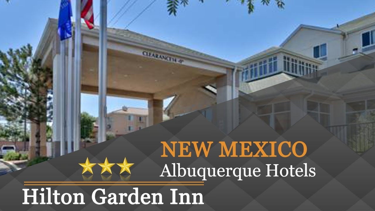 Hilton Garden Inn Albuquerque/Journal Center   Albuquerque Hotels, New  Mexico