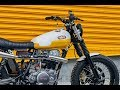Custom of the Week: Yamaha SR500 Scrambler | 2018 Yamaha SR500 Scrambler custom | MOTO INTRODUCTION