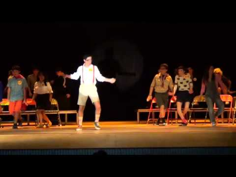 Magic Foot- 25th Annual Putnam County Spelling Bee