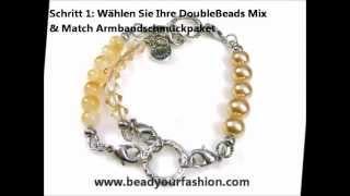 Schmuck herstellen -- Kurze Einführung von DoubleBeads DIY Mix & Match Schmuckpakete Thumbnail