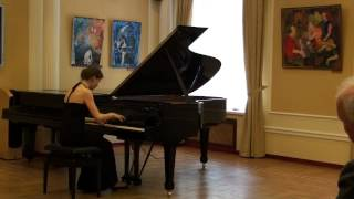 Prokofiev Romeo and Juliet Op.75: Montagues and Capulets - Anastasia Gromoglasova