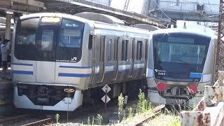【遂に4本目!】甲種輸送 小田急5000形5054F