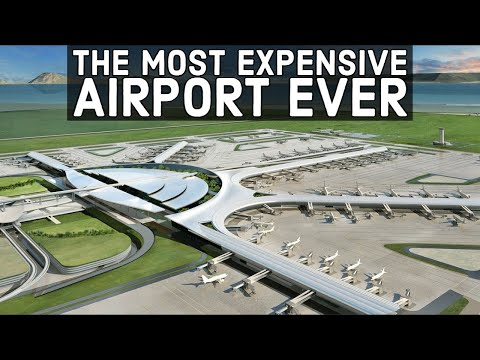 The New Manila $14 Billion Mega Airport
